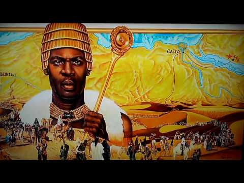 Mansa Musa: The Richest Black Emperor