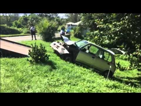 Car Removed After Collision Aug 22 2015