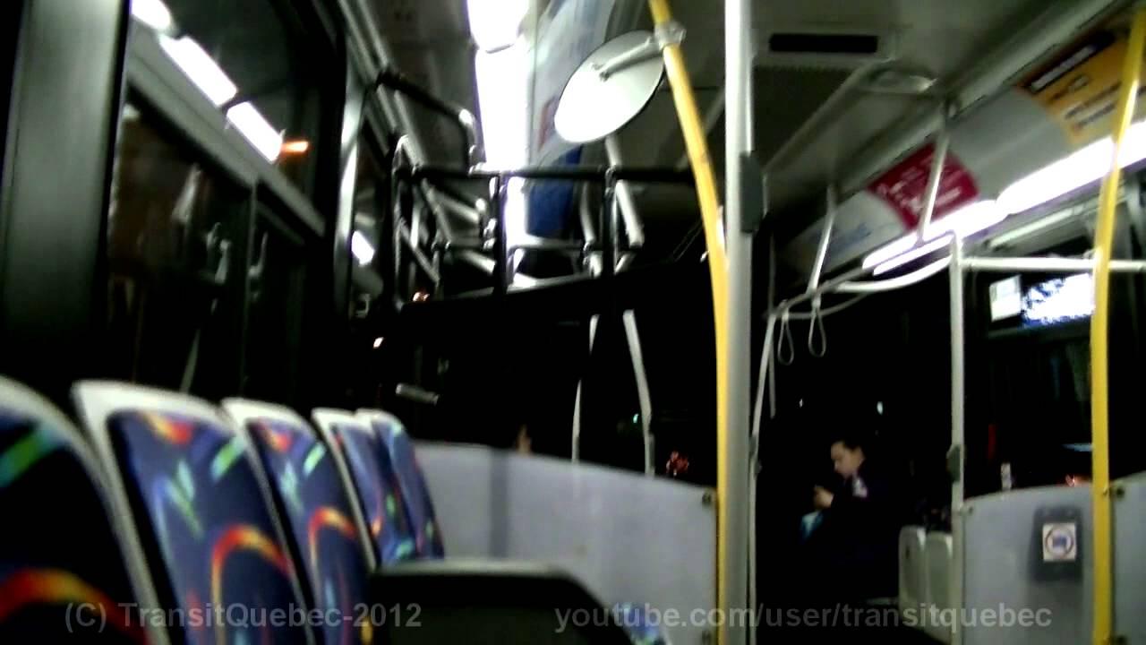 Hd Bus Stm 31 001 Novabus Lfs With Weird Sound Youtube