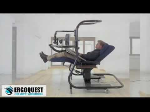 Zero Gravity Recliner with Monitor Arm  YouTube