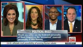 Dr. Jason Johnson on CNN Political Buzz February 22nd, 2012