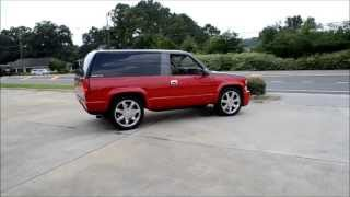 Vortec Exhaust Tahoe AWESOME SOUND LOUD Headers 5 7L