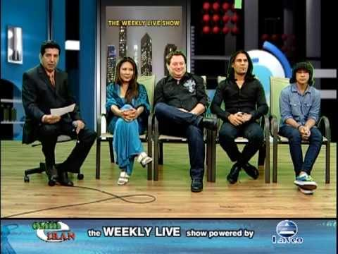 Part I- THE WEEKLY LIVE SHOW WITH MARIA AMOR, BRETT HUNT, MICHAEL PEER, TAI URBAN & ALEXANDRA ROPATI