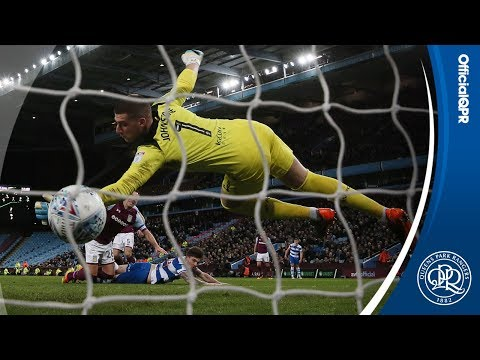 HIGHLIGHTS | ASTON VILLA 1, QPR 3 - 13/03/18