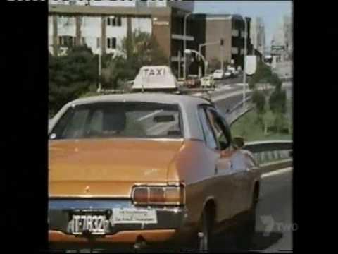 'Cabbies'  1980 Taxi Doco' Sydney Part 1
