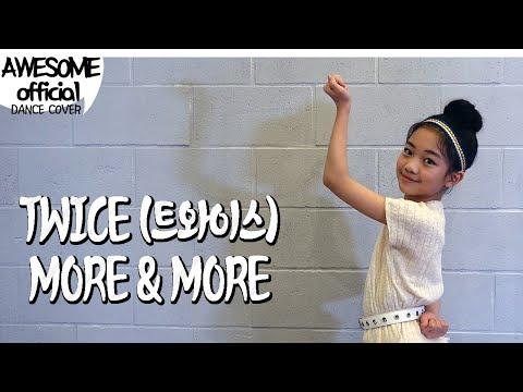 나하은 (Na Haeun) - TWICE(트와이스)  - MORE & MORE  Dance Cover