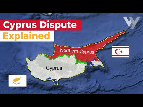 The Unsinkable Aircraft Carrier: Cyprus Dispute Explained