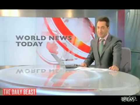 Best news bloopers from 2009