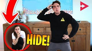 HIDE & SEEK PART 2! Ft. Lazarbeam, Muselk, Loserfruit, Crayator, BazzaGazza & Marcus