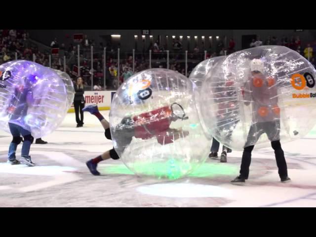 """Résultat de recherche d'images pour """"bubble foot sur glace"""""""