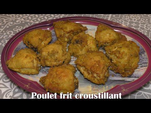 poulet-frit-croustillant-facile-et-rapide