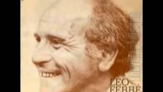 Léo Ferré - Les temps difficiles   Suite!