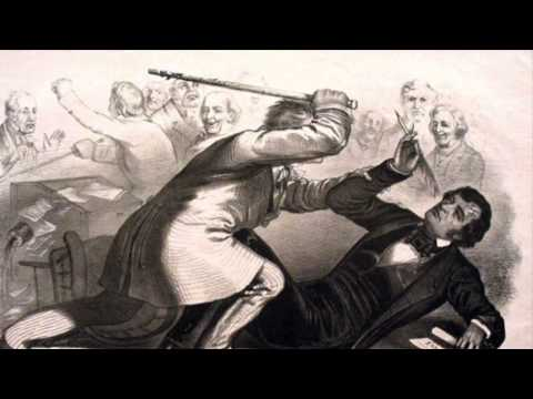 The Caning of Charles Sumner Justin Adam