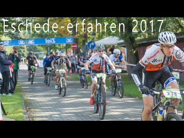 Eschede erfahren - Rad- Rennen in Eschede