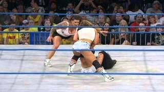 Mickie James vs Velvet Sky Knockouts Championship