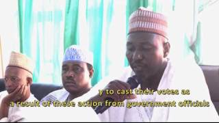 Katsina PDP Rejects By-Election Result In Mashi/Dutsi