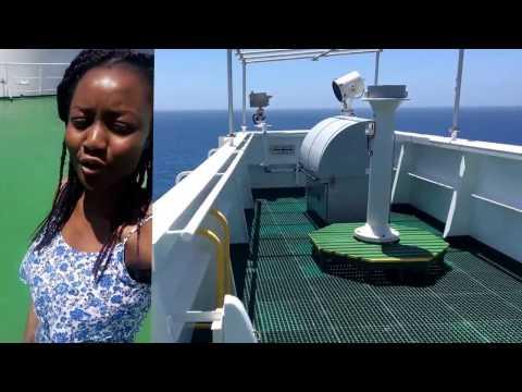 IM ON A BOAT! AUSTRALIA TRAVEL VLOG & LIFE ON A SHIP