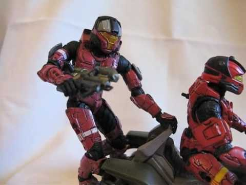 McFarlane Halo Toys r us exclusive Mongoose review