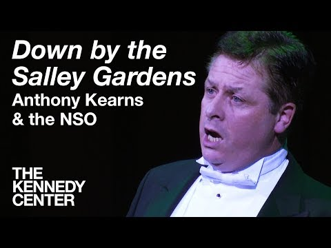 """IRELAND 100 Opening Performance: Anthony Kearns (""""Down by the Salley Gardens"""")"""