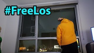 Where's LosPollosTV? Banned? #FreeLos