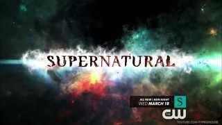 Supernatural ( Сверхъестественное ) - 10 сезон 15 серия Русская озвучка ( Промо 1 )