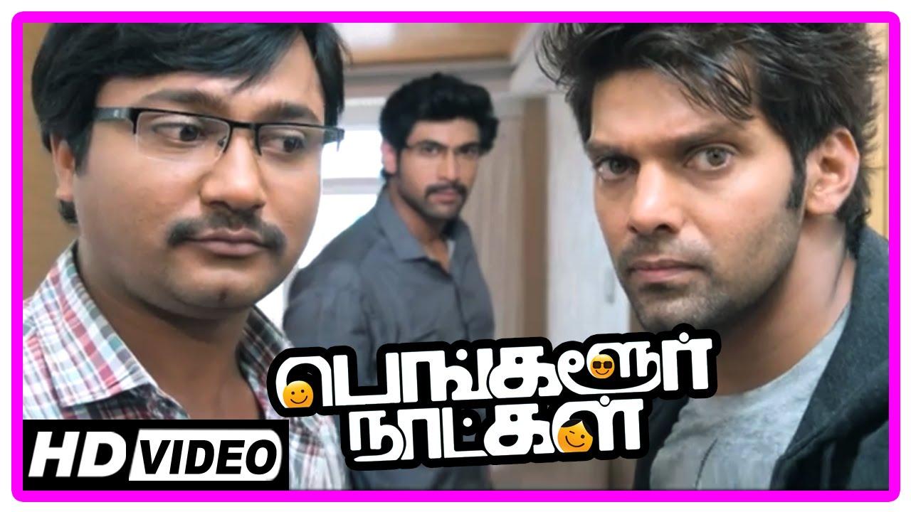 bangalore naatkal full movie in tamil hd 2016