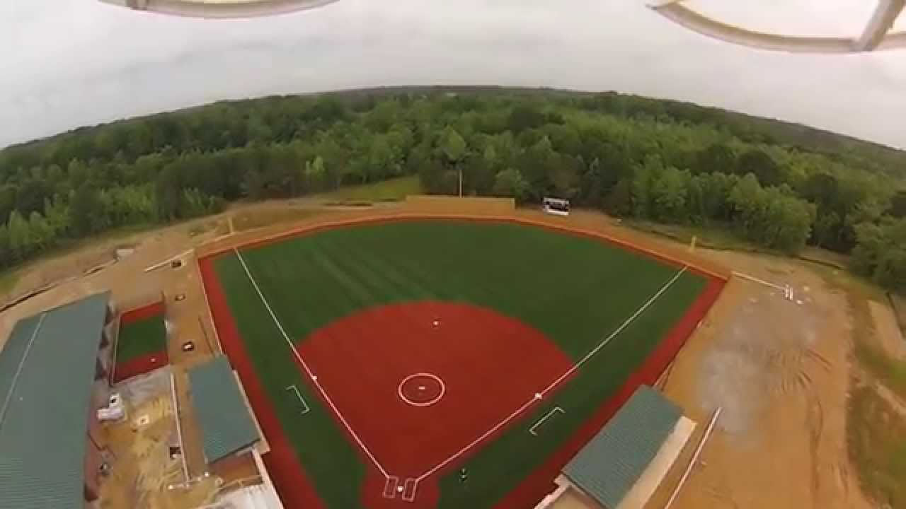 GoPro: Fun at Corinth's New Softball Field - YouTube