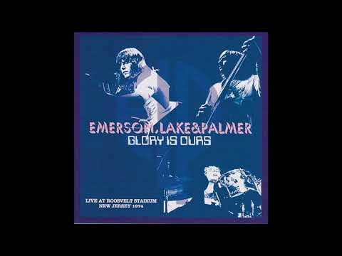 Emerson, Lake & Palmer (ELP) Live at Roosevelt Stadium Jersey City, NJ 8/20/1974