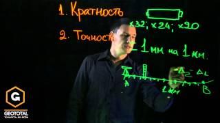 основные характеристики оптических нивелиров