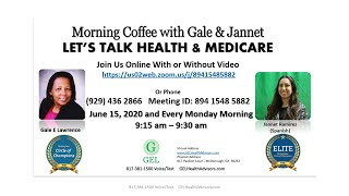 Let's Talk Health and Medicare