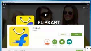 Flipkart app Download for Windows 7/8.1/10 PC