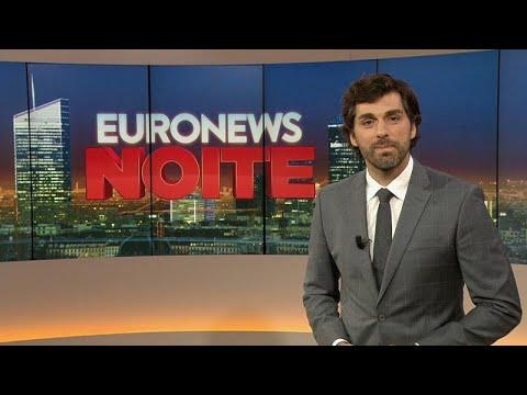 Euronews Noite | As noticias do Mundo de 23 de maio de 2019