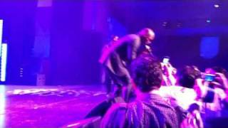 Jamie Foxx live at the Aria - Winner - Las Vegas, NV 2011