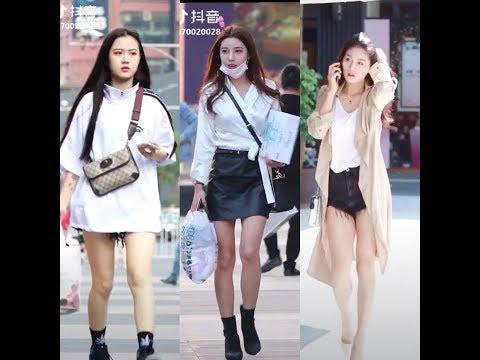 P21 Street Style Thời Trang Cực Chất đường phố của giới trẻ Trung Quốc Street Style In China