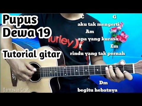 chord-pupus-dewa-19---kumpulan-lirik-dan-chord-by-darmawan-gitar