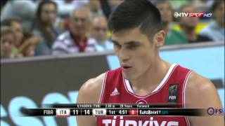 Italy 87-89 Turkey EuroBasket 2015 - 05.09.2015