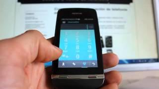 Tutorial para reestablecer los datos de fabrica en un Nokia Asha 31...