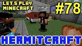 Hermitcraft Ep. 78 - Pranked by Mumbo Xisuma & Newest Hermits !!!