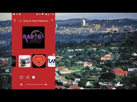 Ugandan Radio Live (online mobile application for android) / Radio Stations From Uganda