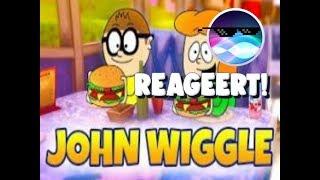 SIRI REAGEERT OP JOHN WIGGLE!!!