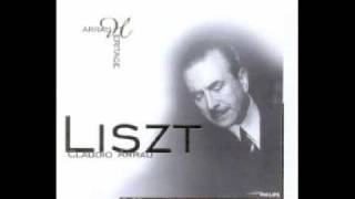 "Liszt by Arrau - Sonetto 123 del Petrarca from ""Les Années de Pèlerinage"""