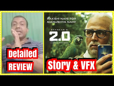 2Point0 Movie Detailed Review - 동영상