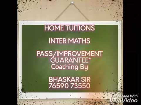 Home tuitions in Ecil , TARNAKA, MOULALI.