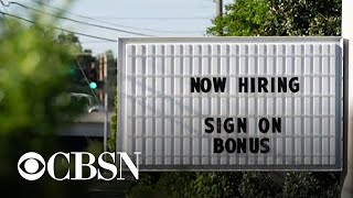 Nine states will end federal unemployment bonus on Saturday