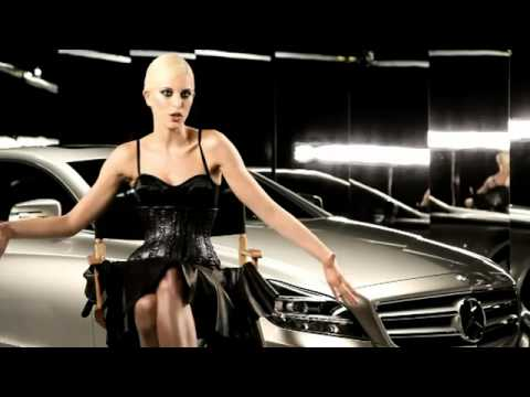 Mercedes Benz CLS & Karolina Kurkova Fashion Week.mp4