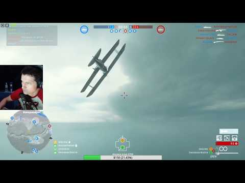Battlefield 1 - Heligoland Bight - Turning tides DLC Patch #2 - Full round