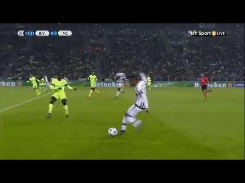 Juventus Vs Manchester City 1-1 All Goals U0026 Highlights 26.11.2015 - 1080p