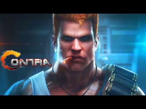 Contra: Return (Tencent Mobile Games) CN Store - HIGH GRAPHIC Gameplay [iOS]