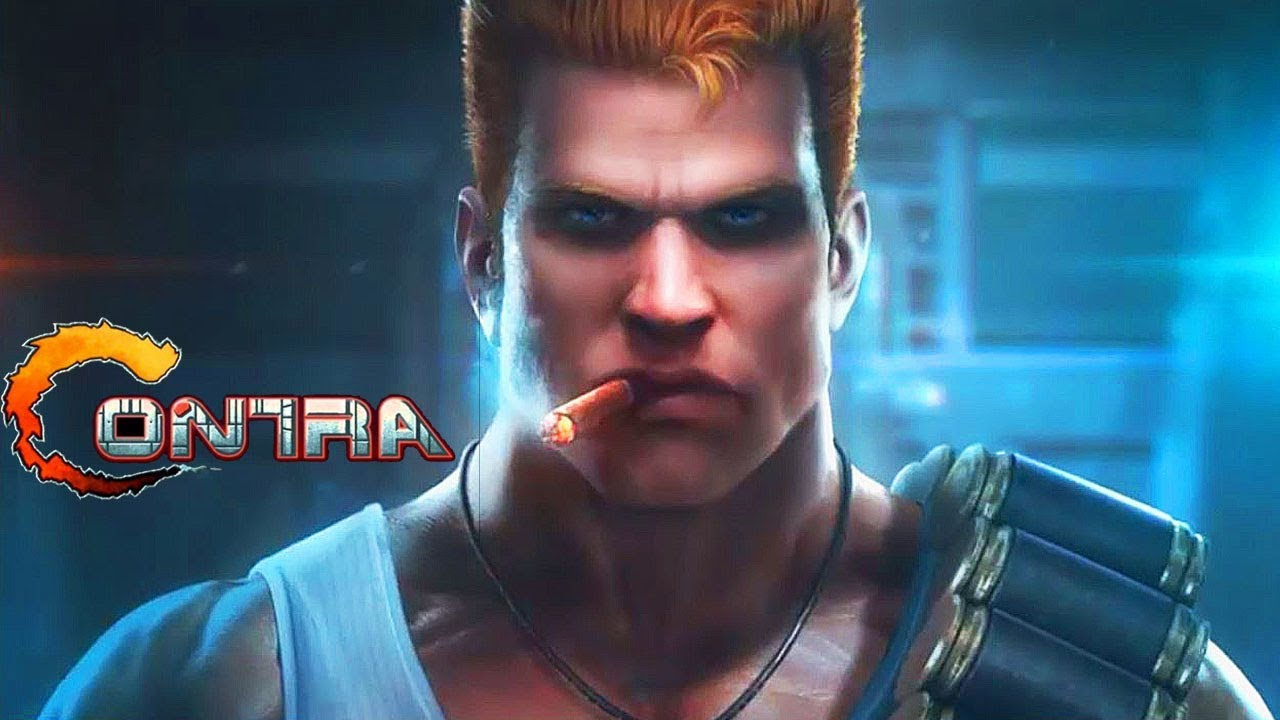 Contra: Return (Tencent Mobile Games) CN Store – HIGH GRAPHIC Gameplay [iOS]