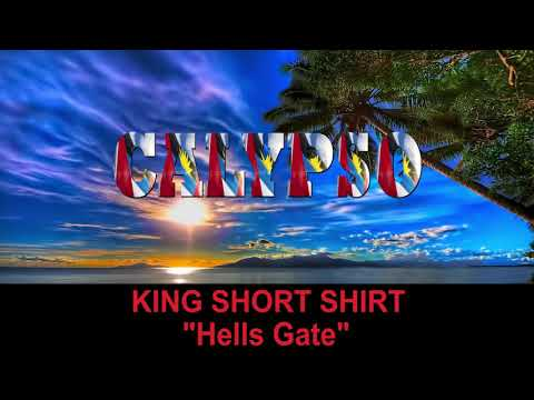 King Short Shirt - Hells Gate (Antigua 2019 Calypso)